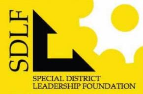 Special District Leadership Foundation